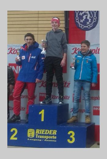 10.01.2016 Sumi Cup West Biathlon in Saalfelden