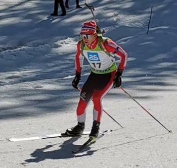 23. und 24.02.2019 Internationalen Biathlon Alpencup in Pokljuka