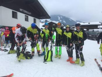 BC Slalom in Hinterglemm am 10.02.2018