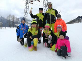 Kids Mini- Cross in Piesendorf am Sonntag 18.02.2018