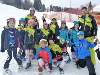 KC Mini- Cross in Zell am See am 11.02.2018
